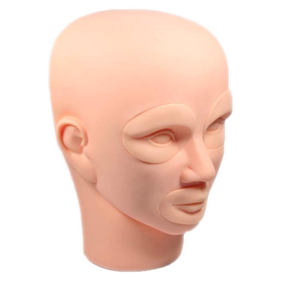 Permanent Makeup Mannequin Head